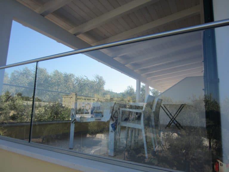 Vista esterno appartamento bilocale deluxe