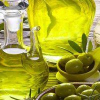 Olive ed olio extravergine di oliva